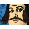 Mustache Sideburns Brown